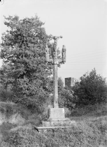 Calvaire, Kerbizien (Poullaouen)