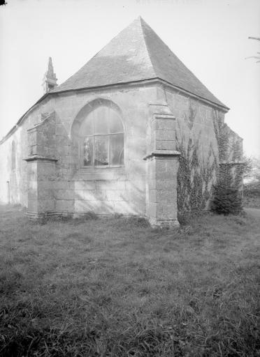 Chapelle Saint-Sébastien (Poullaouen)