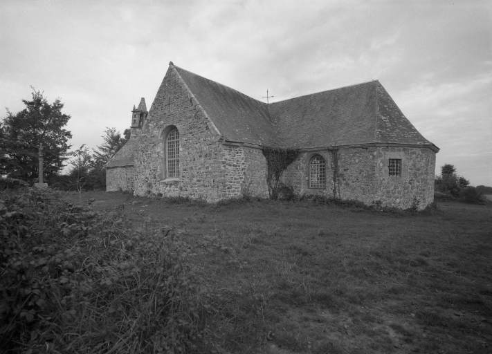 Chapelle Saint-Tudec (Poullaouen)