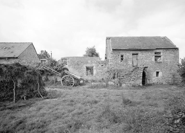 Maison, Calaren (Langonnet)
