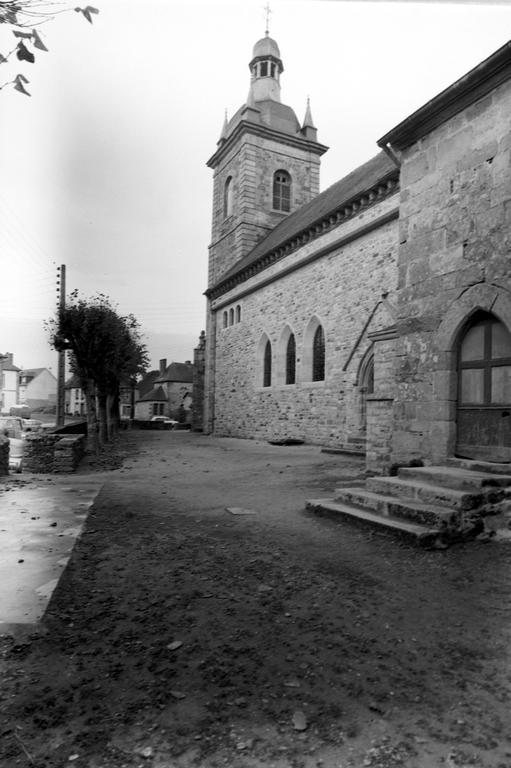 Eglise Paroissiale Saint-Pierre, Saint-Paul (Caulnes)
