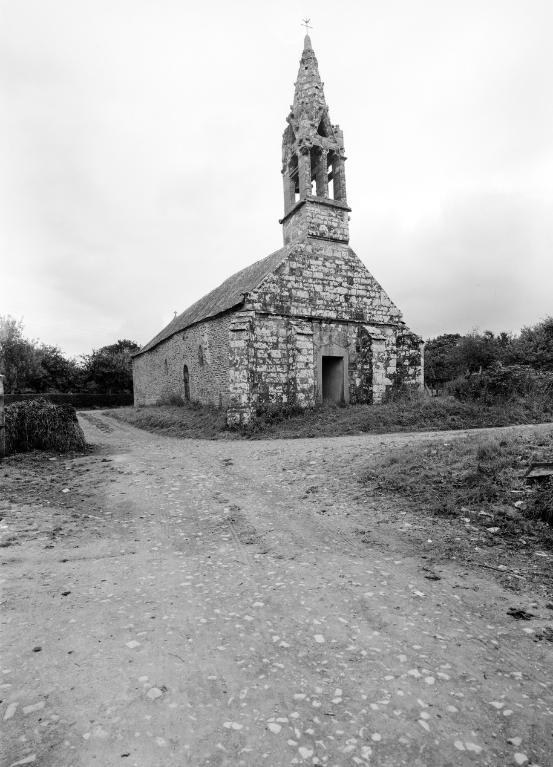 Chapelle Saint Eutrope, le Quilliou (Plonévez-du-Faou)