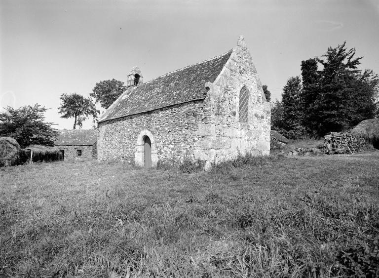 Chapelle Saint-Guénolé (Collorec)