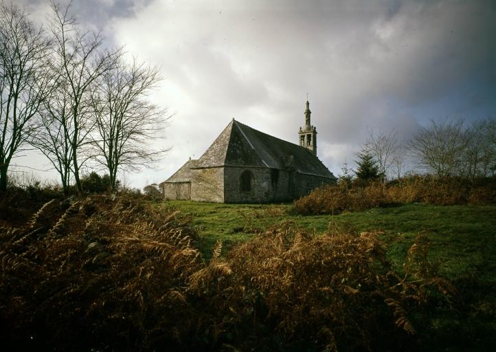 Chapelle Notre-Dame, le Mur (Cléden-Poher)
