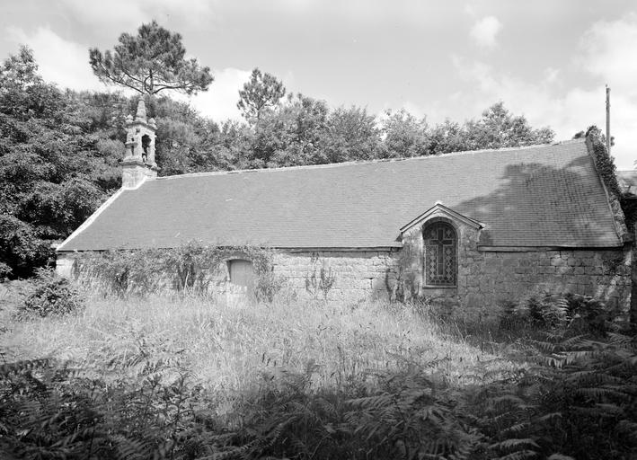 Chapelle Saint Melaine, Saint Meslan (Lanvénégen)