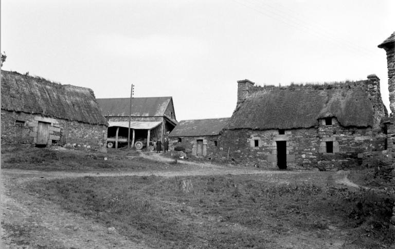 Ferme, le Ruellou (Saint-Nicolas-du-Pélem)