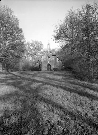 Chapelle Saint-Eustache, Saint-Eustache-en-Teillay (Teillay)