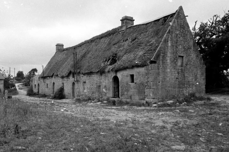 2éme Ferme, Kerbris (Bubry) ; Les maisons et fermes de la commune de Bubry