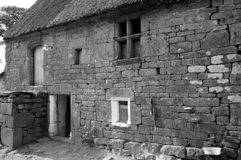 Ferme, Kerandal (Inguiniel) ; Les maisons et fermes de la commune d'Inguiniel