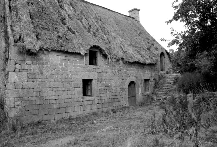 Les maisons et fermes de la commune de Plouay