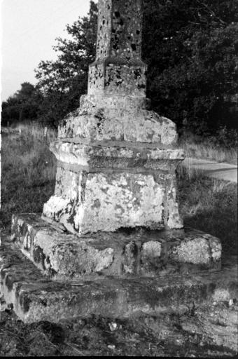 Croix de chemin, Lann Justice (Plouay)