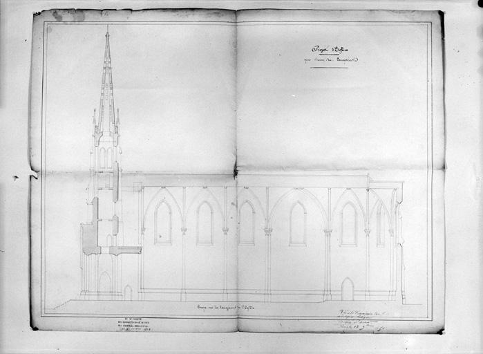prieuré de chanoines réguliers ; église paroissiale Notre-Dame