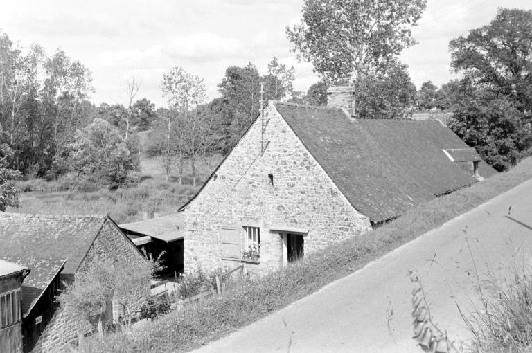 Les moulins sur la commune de Saint-Sauveur-des-Landes