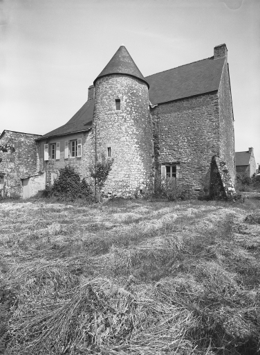 Presbytère, Saint-Yves (Bubry)