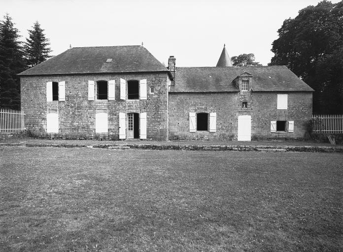 Manoir, Kéraly (Bubry)