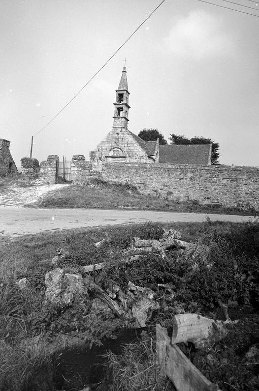 Chapelle Saint Lubin (Kergrist-Moëlou)