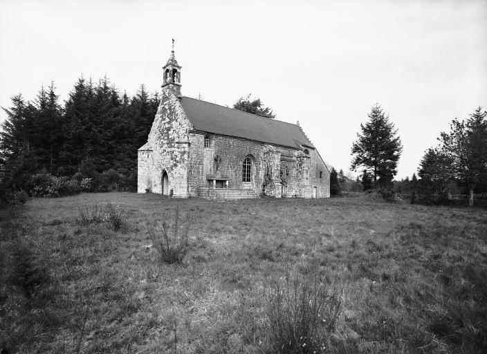 Chapelle Notre-Dame-des-Fleurs (Plouay)