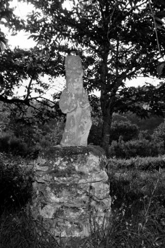 Croix de chemin, Kerviden (Plouay)