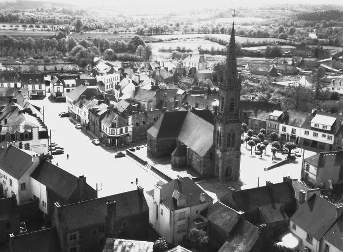 Eglise paroissiale Saint-Pierre, Saint-Paul (Bubry)
