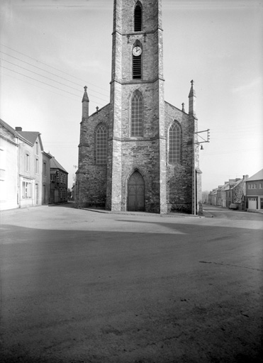 Eglise paroissiale Notre-Dame-de-l'Assomption (Teillay)