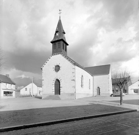 Eglise paroissiale Sainte-Anne (La Noë-Blanche)