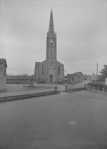 Eglise paroissiale Saint-Martin (Pancé)