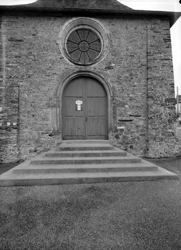Eglise paroissiale Saint-Donatien, Saint-Rogatien (Poligné)