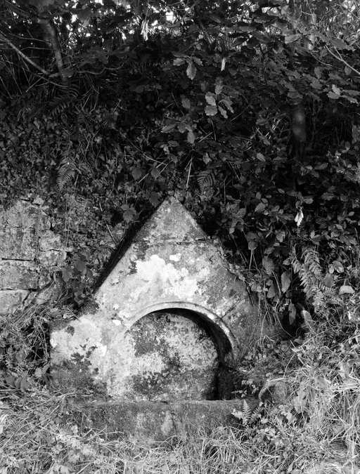 Fontaine, Rosquéo (Lanvénégen)