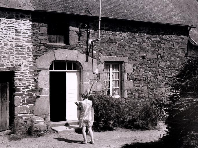 Maison, la Haute Roche (Baguer-Pican)