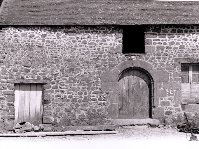 Ferme, le Châtel (Baguer-Pican)