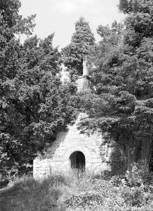 Chapelle Saint-Méen (Le Saint)