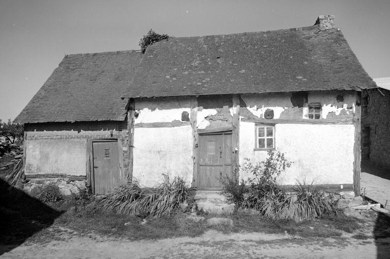 Maison, La Basse Fonderie (Billé)