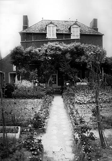 Maison, rue des Marins, Terrelabouët (Cancale)