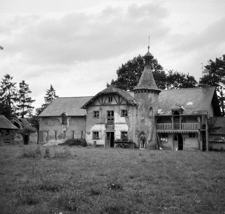 Ferme La Basse-Cour, le Grand Domaine (Saint-Gilles)