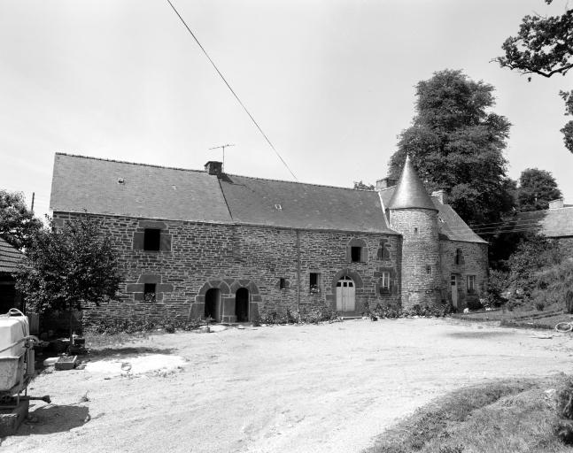 Manoir, Coat Parquette (Sainte-Tréphine)