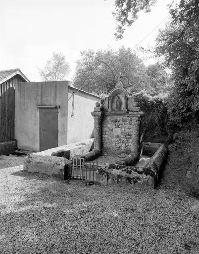Fontaine de Dévotion Saint Corentin (Saint-Connan)