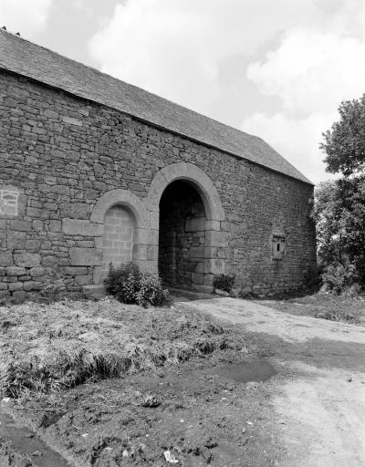 Manoir, la Villeneuve (Saint-Connan)