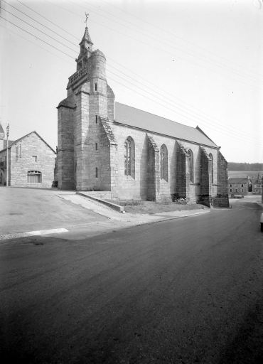 Eglise Paroissiale Saint Pierre (Saint-Nicolas-du-Pélem)