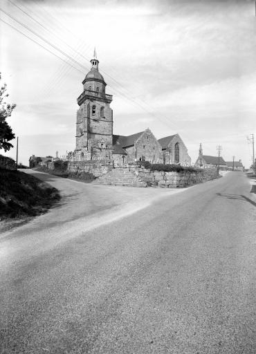 Eglise Paroissiale Saint Gilles (Saint-Gilles-Pligeaux)