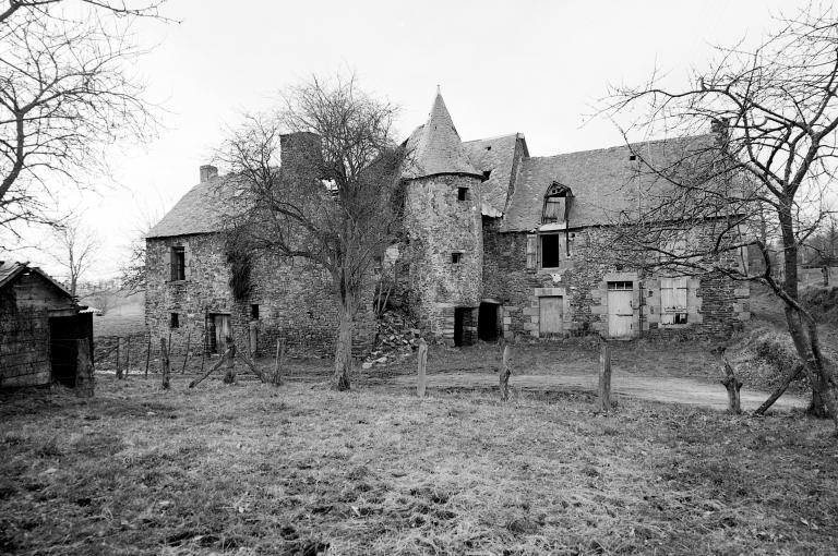 Manoir, La Grange (Lécousse)