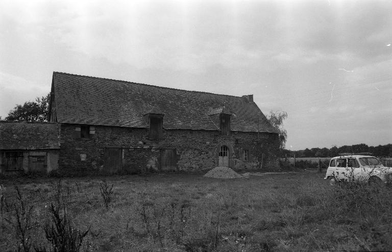 Manoir de Buris (Chavagne)