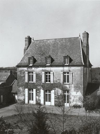 """Demeure, dite """"malouinière"""" de la Villazé (Saint-Coulomb)"""