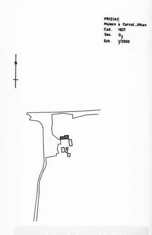 Maison, Carnal Vihan (Priziac)