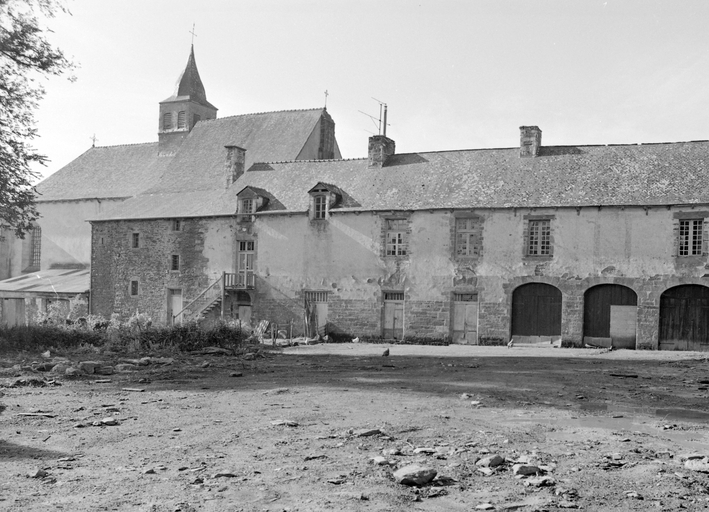 Evêché de Saint-Malo-de-Beignon