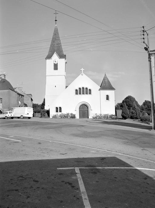 Présentation de la commune de Monteneuf ; Eglise paroissiale Saint-Michel (Monteneuf)