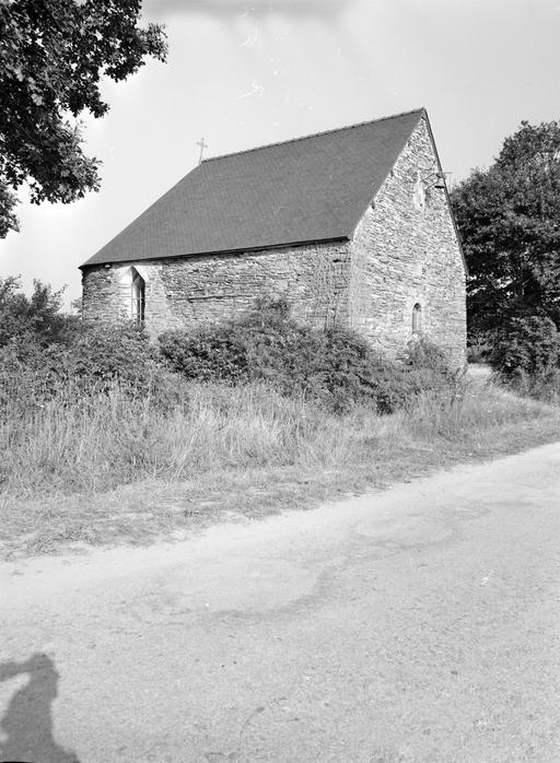 Chapelle Saint-Isidore, le Bas Trézon (Monteneuf)