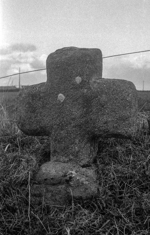 Les croix monumentales sur la commune de Lanhouarneau