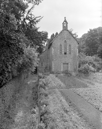 Chapelle Sainte-Thérèse, 126 rue de la Verrerie (Fougères)
