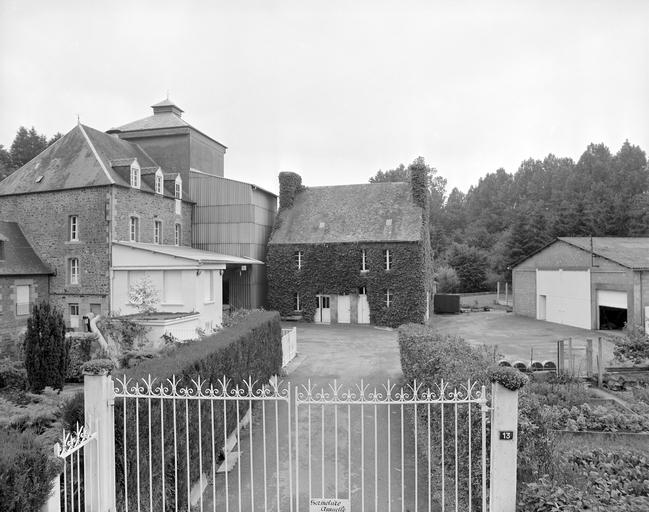 Moulin, le Gué-Landry (Fougères)