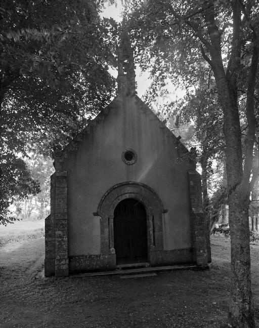Chapelle Notre-Dame-de-Bonne-Nouvelle, Saint-Julien (Plonéour-Lanvern)